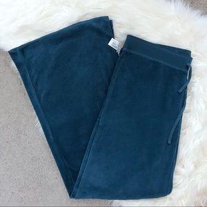 NWT PJ Salvage Vintage Velour Pants